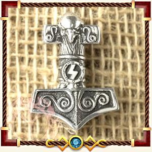 Молоты Тора и секиры из серебра и золота в Черкесске