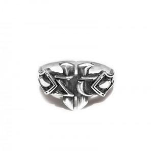 Кольцо StarCraft II из серебра
