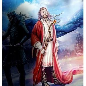 Славянский Бог Белбог